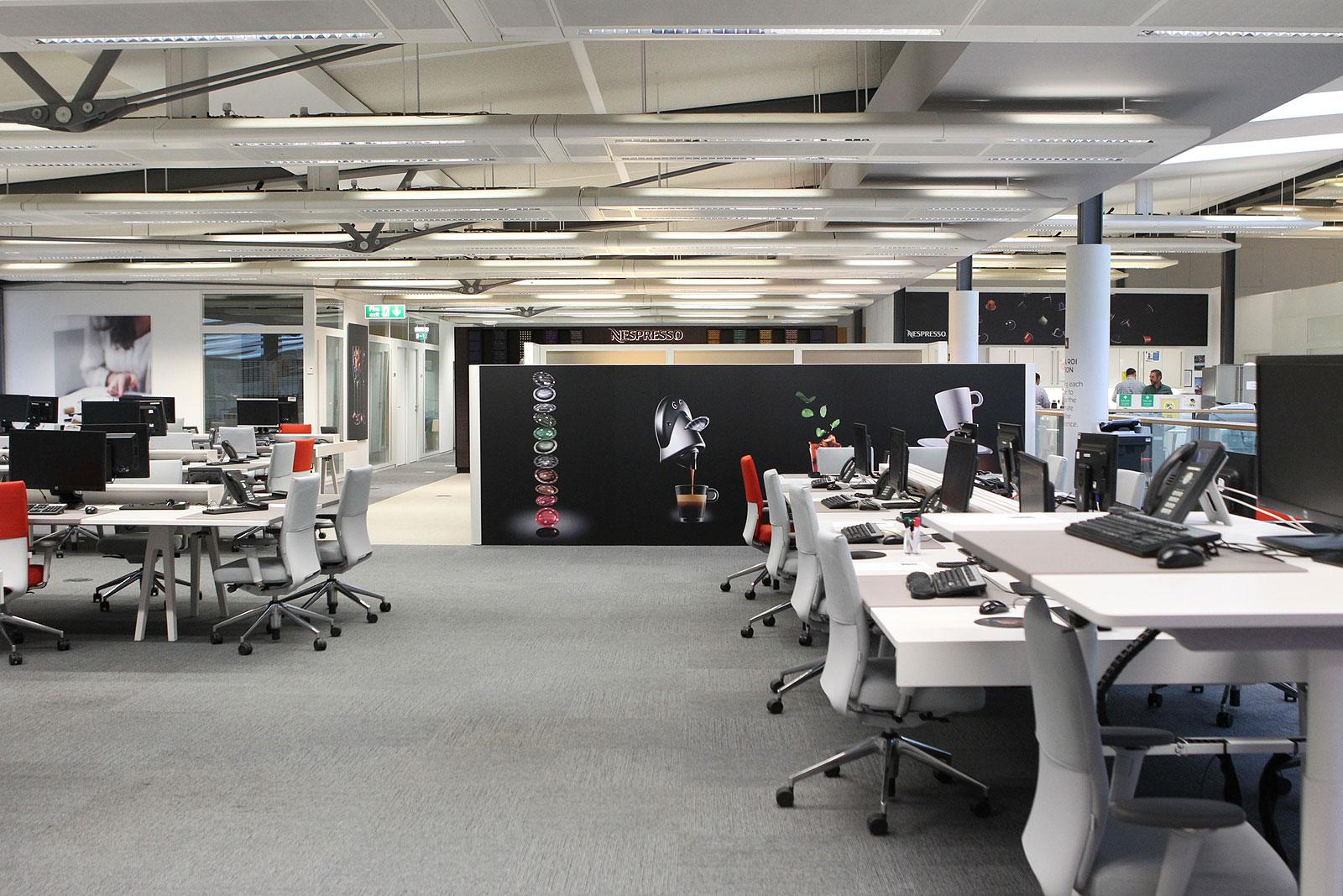 Striking Interiors For Nestl 233 S New Hq Nestl 233 Uk Amp I