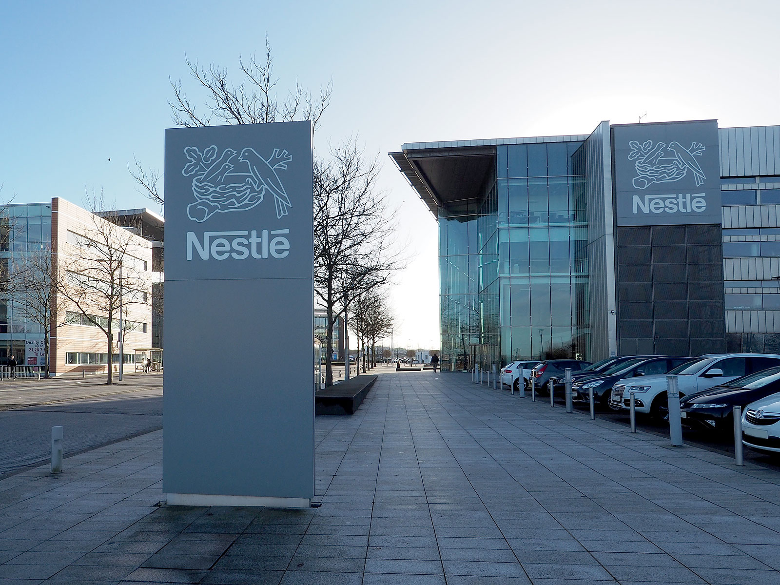 Striking interiors for Nestlé's new HQ – Nestlé UK&I ...