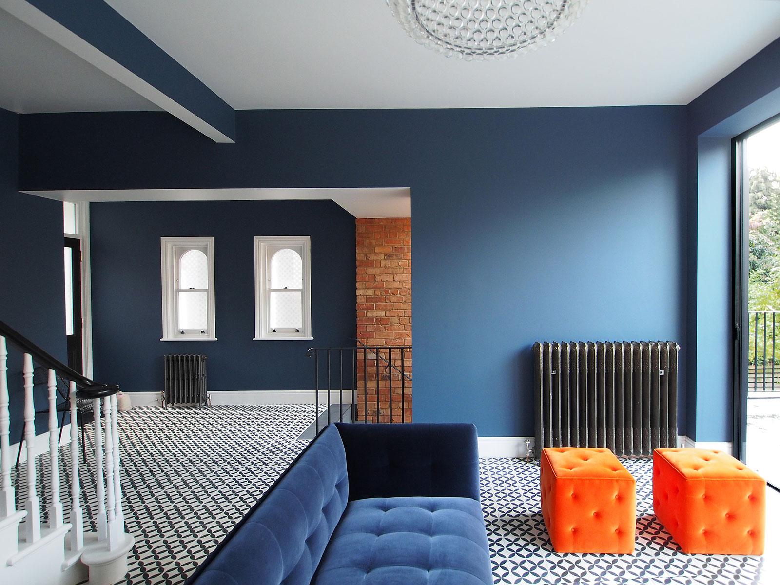 Open plan, modern living « McDaniel Woolf Architects
